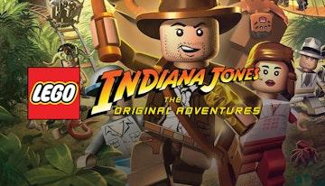 LEGO Indiana Jones : The Original Adventures