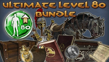 Age of Conan: Unchained - Ultimate Level 80 Bundle