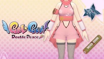 Gal*Gun: Double Peace - 'Cunning Kunoichi' Costume Set