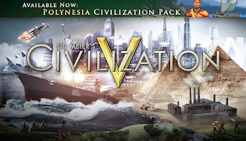 Sid Meier's Civilization® V: Civilization and Scenario Pack – Polynesia (Mac)
