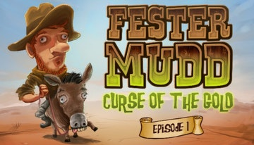 Fester Mudd – Curse of the Gold