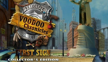 Voodoo Chronicles: First Sign Collectors Edition