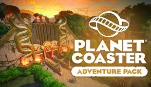 Planet Coaster - Adventure Pack (Mac)