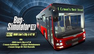 Bus Simulator 16 - MAN Lion's City A47 M