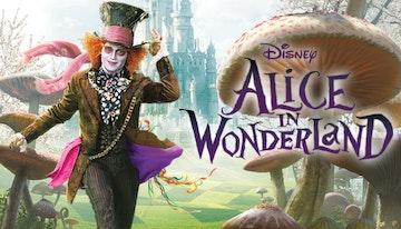 Disney Alice in Wonderland