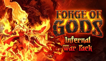 Forge of Gods: Infernal War Pack