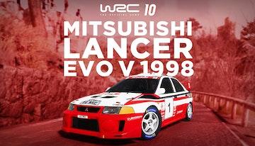 WRC 10 FIA World Rally Championship - Mitsubishi DLC