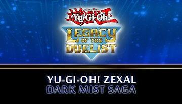 Yu-Gi-Oh! ZEXAL Dark Mist Saga