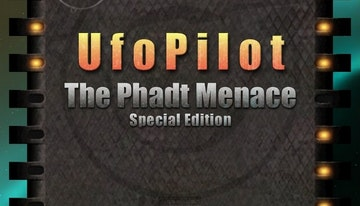 UfoPilot : The Phadt Menace - Special Edition