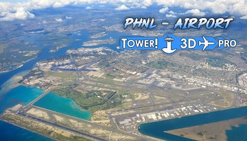 Tower!3D Pro - PHNL airport