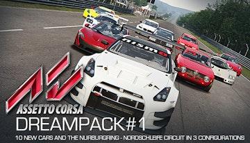 Assetto Corsa - Dream Pack 1