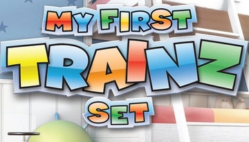 My First TRAINZ Set
