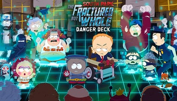 South Park™: The Fractured but Whole™ - DLC 1 Danger Deck