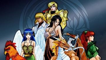 Laxius Force Heroes Never Die