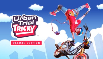 Urban Trial Tricky™ Deluxe Edition
