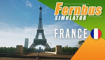 Fernbus Simulator Add-on - France