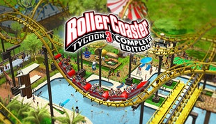 RollerCoaster Tycoon 3 Complete Edition (Mac)