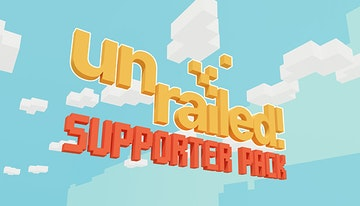Unrailed – Supporter Pack
