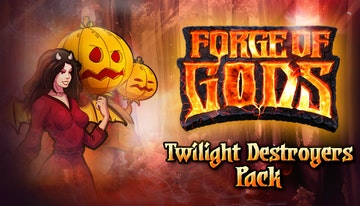 Forge of Gods: Twilight Destroyers pack