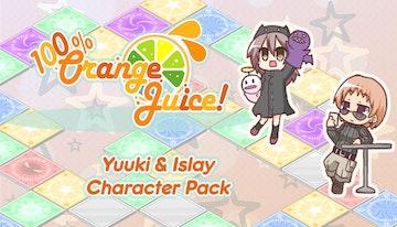 100% Orange Juice - Yuuki & Islay Character Pack