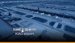 Tower!3D Pro - KIAD airport