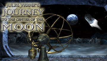 Journey to the Center of the Moon
