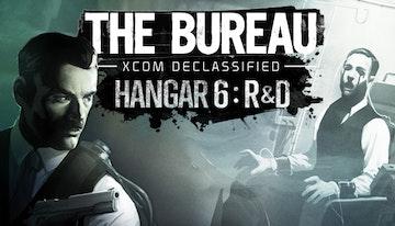 The Bureau XCOM Declassified - Hangar 6 R&D