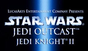 Star Wars Jedi Knight II : Jedi Outcast (Mac)
