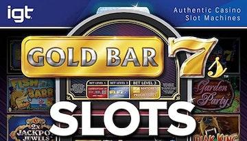IGT® Slots Gold Bar 7's® (PC)