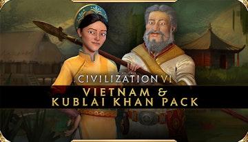 Sid Meier's Civilization® VI - Vietnam & Kublai Khan Civilization & Scenario Pack (Steam)