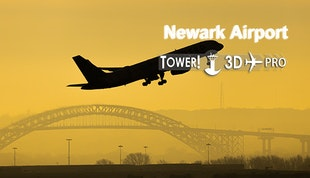 Tower!3d Pro - KEWR airport