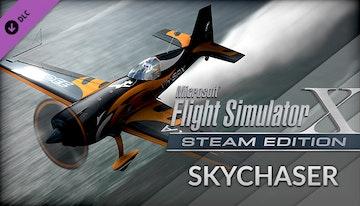 Microsoft Flight Simulator X: Steam Edition: Skychaser Add-On