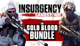 Insurgency – Sandstorm – Cold Blood Set Bundle