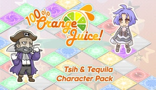 100% Orange Juice - Tsih & Tequila Character Pack