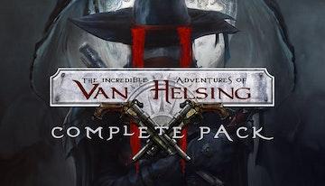 The Incredible Adventures of Van Helsing II: Complete Pack