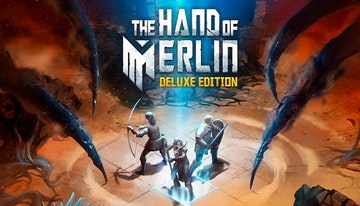The Hand of Merlin Deluxe Edition Bundle