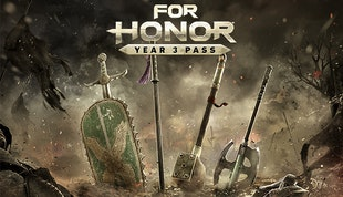 FOR HONOR™ - Year 3 Pass