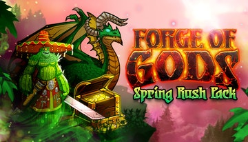 Forge of Gods: Spring Rush Pack