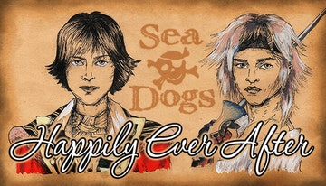 Sea Dogs: To Each His Own - Happily Ever After