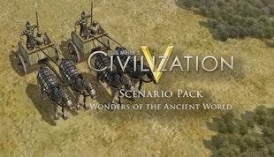 Sid Meier's Civilization® V: Scenario Pack – Wonders of the Ancient World (Mac)