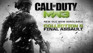 Call of Duty®: Modern Warfare® 3 Collection 4: Final Assault (Mac)
