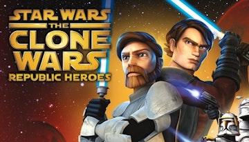 Star Wars The Clone Wars : Republic Heroes