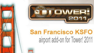 Tower 2011 San Fracisco KSFO Airport add-on