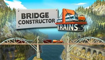 Bridge Constructor Trains - Expansion Pack