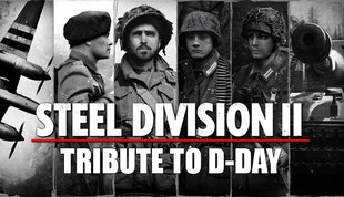 Steel Division 2 - Tribute to D-Day Pack