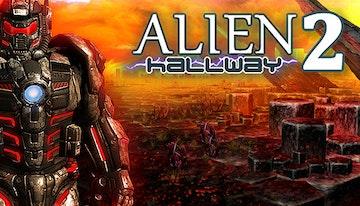 Alien Hallway 2