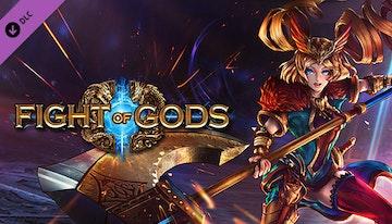 Fight of Gods - DLC Character - Freyja