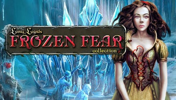 Living Legends: The Frozen Fear Collection