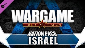 Wargame: Red Dragon - Nation Pack: Israel