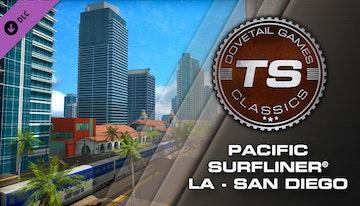 Train Simulator: Pacific Surfliner® LA - San Diego Route